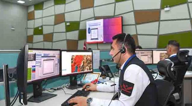 Vefa iletişim merkezi günde 2 bin vatandaşa çare buluyor