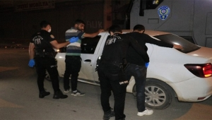 540 polisle narkotik uygulaması