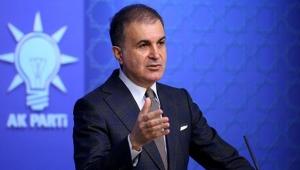 AK Parti Sözcüsü Çelik'den saldırı açıklaması