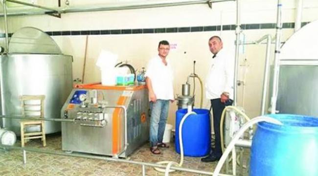'Avrupa ülkelerinin dörtte biri kadar süt tüketiyoruz'