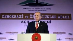 Cumhurbaşkanı Adanalı'ları gururlandırdı