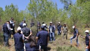 Endüstriyel ağaçlandırma tatbikatları amacına ulaştı