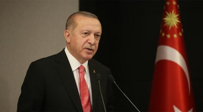Erdoğan: 'Ortaya çıkan tablo doğru yolda ilerlediğimizi gösteriyor