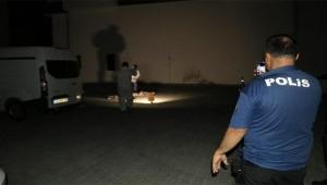 İhbar yerine giden polis erkek cesediyle karşılaştı