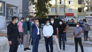 Vali Demirtaş: Yarının çocukları daha donanımlı okullarda eğitim görecek