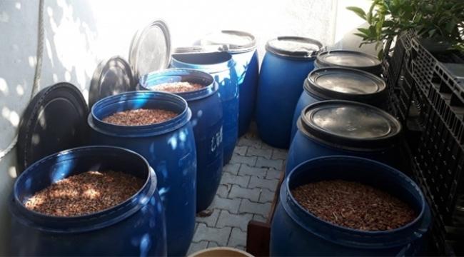 315 bin lira değerinde kaçak içki ele geçirildi