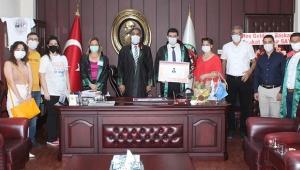 Adana Barosu'na 5 avukat daha katıldı