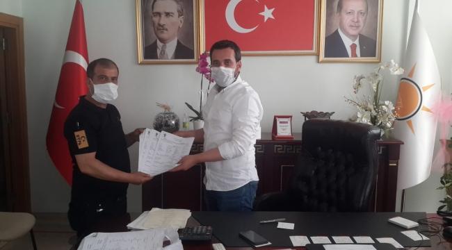 'AK Parti'nin yılmaz neferiyim'