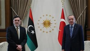 Cumhurbaşkanı Erdoğan'dan kritik Libya mesajı