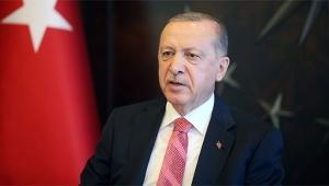Erdoğan, D-8 Teşkilatı'nın 23. kuruluş yıl dönümünü kutladı