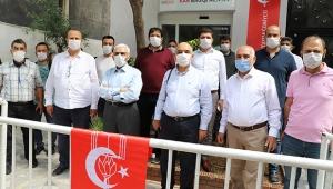 İYC Adana Şubesinden Kızılay'a kan bağışı