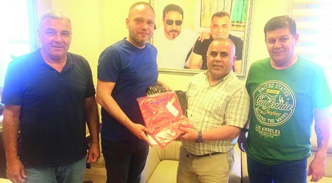 Karaisalıspor'dan Ramazan Çimen'e tam destek