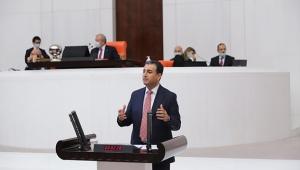 Kistikfibrozis hastalarının sorunlarını Meclis'e taşıdı