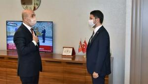Mehmet Ay Vali Demirtaş'a başsağlığı diledi