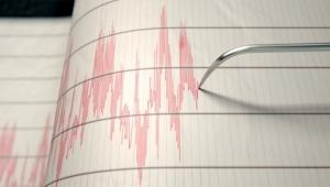 O ilde 4.1 büyüklüğünde deprem