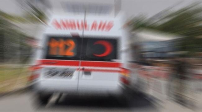Trafik kazası: 1ölü, 3 yaralı