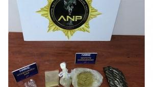 Uyuşturucu ticareti yapan zanlılar tutuklandı