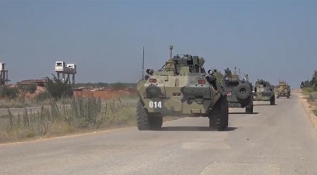 19'uncu Türk-Rus kara devriyesi icra edildi