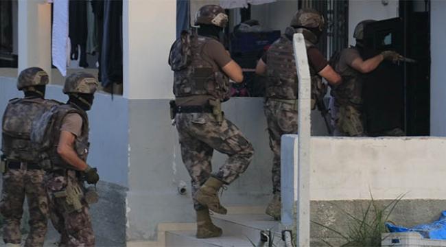 Adana'da organize suç örgütüne operasyon