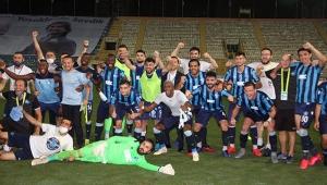 Adana Demirspor finalde:4-1