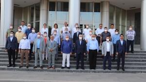 Adana Güçbirliği Vakfı'nda yeni başkan Yüksel Yavuz