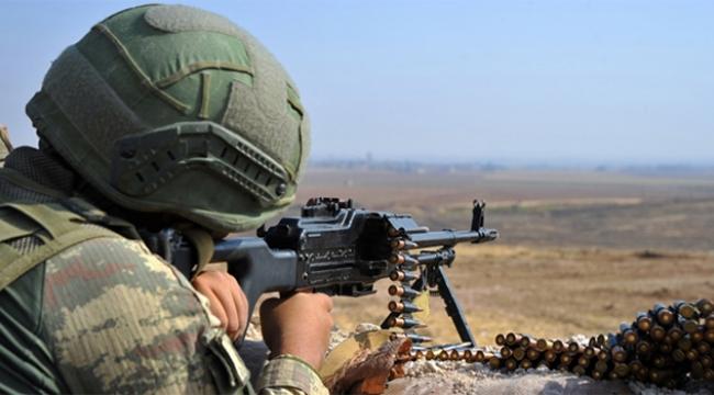 Barış Pınarı bölgesinde sızmaya çalışan teröristler etkisiz hale getirildi