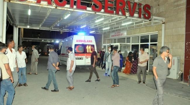 Bombalı saldırıda yaralananlar Türkiye'ye getirildi