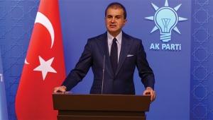 Çelik'ten CHP'ye Ayasofya tepkisi