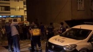 Ceset ihbarı polisi alarma geçirdi