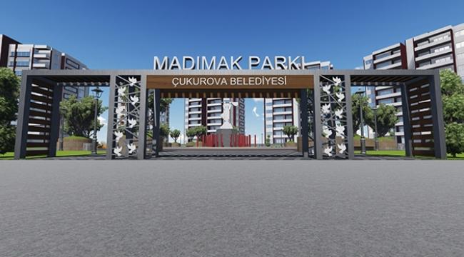 Çukurova'ya Madımak Parkı