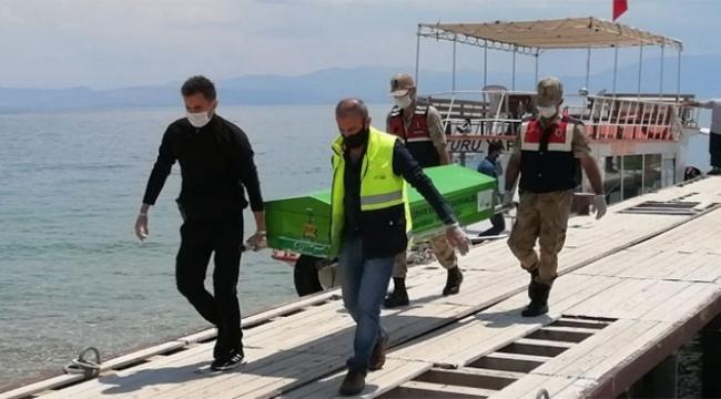 Gölden çıkarılan ceset sayısı 29'u buldu