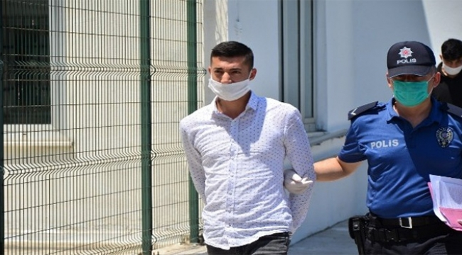 Kafeteryada öğretmeni vuran zanlı tutuklandı