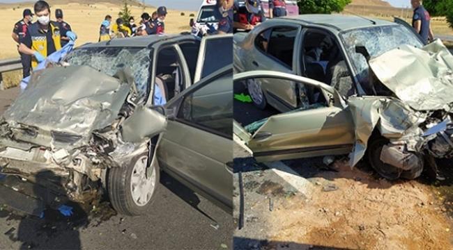 Karayolunda trafik kazası: 3 ölü