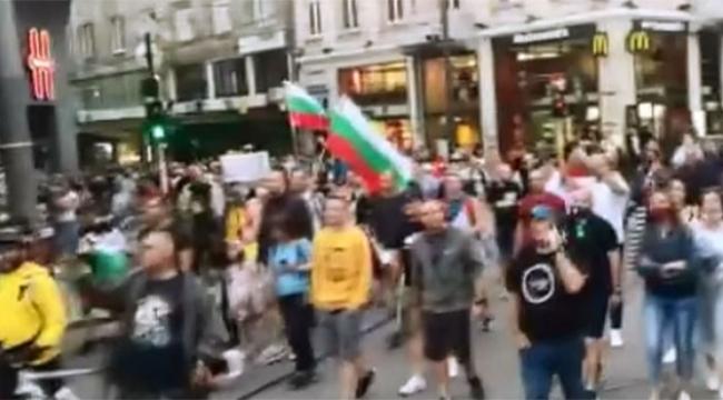 O ülkede hükümet karşıtı protestolar sürüyor