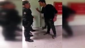 Polise kafa tutan magandalara ceza yağdı