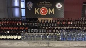 Adana'da kaçak malzeme operasyonu
