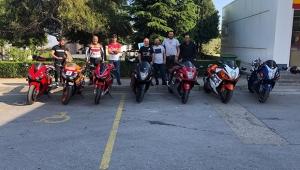 Adana'nın en hızlı motosikletini yaptılar