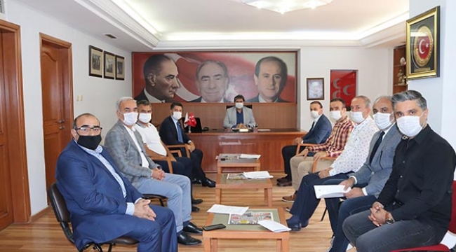 'Adana'nın yararına her işe desteğimiz devam edecek'