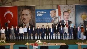 AK Parti Adana'da ilçe kongreleri kaldığı yerden başladı