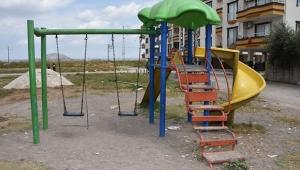 Ceyhan'da parklar onarıma alındı