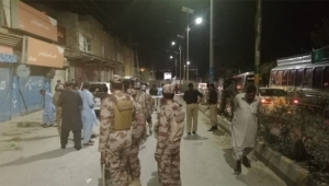 Dükkana bombalı saldırı