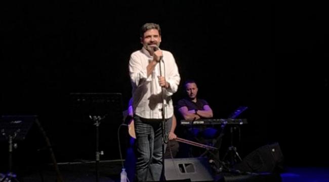 """""""Ender Balkır"""" Adana'da Sanatseverlerle buluştu"""
