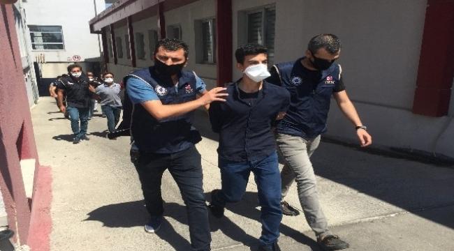 HDP il binasında PKK için ikna seansı