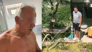 Kiracı baba ile oğlunun saldırısına uğradı