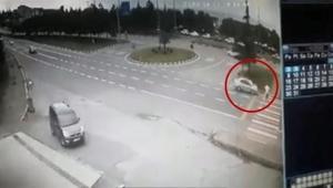 O sürücü serbest kaldı