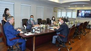 Sağlık Bakanı Koca Başkanlığında Telekonferans Toplantısı Gerçekleştirildi