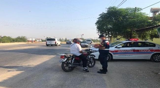 Adana'da 92 bin 841 lira ceza kesildi...