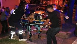 Adana'da feci kaza...