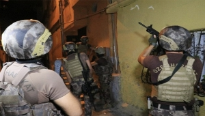Adana'da suç örgütü operasyon