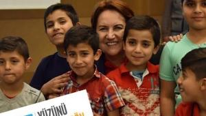 Ceyhan'daki kreşe Meral Akşener'in ismi verildi
